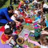 Kartepeli Çocuklar, Fidanları Toprakla Buluşturdu