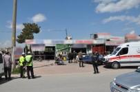 Konya'da Esnafların Kavgası Cinayetle Bitti Açıklaması 1 Ölü