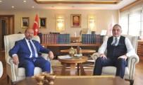 Milletvekili Kavuncu, Kültür Ve Turizm Bakanı Ersoy İle Görüştü