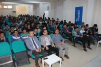 MEHMET KÜÇÜK - Öğrencilere İş Sağlığı Ve Güvenliği Semineri Verildi