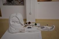 KONURALP - Sanat Tasarım Öğrencilerinin Eserlerine Yoğun İlgi
