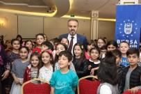 ALINUR AKTAŞ - 'Tekne Orucu' Tutan Çocuklara Erken İftar