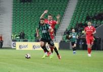 TFF 2. Lig Play-Off Çeyrek Final Açıklaması Sakaryaspor Açıklaması 1 - Samsunspor Açıklaması 0