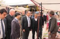 Vali Toprak Seydişehir'de Vatandaşlarla Bir Araya Geldi