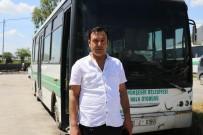 OTOBÜS ŞOFÖRÜ - Yaşlı Adamı Otobüsten İndiren Şoföre Süresiz İşten Uzaklaştırma Cezası