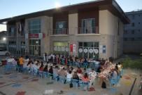 AKES'ten Silopi Gençlik Merkezi Öğrencilerine İftar
