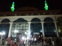 SAHUR YEMEĞİ - Aydın'da Kadir Gecesi Cami Cemaati Sokaklara Taştı