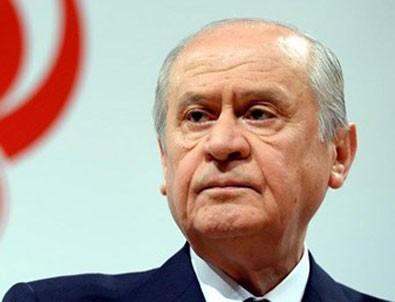 Bahçeli'den yargı reformu açıklaması