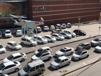 KIRMIZI IŞIK - Bayram Öncesi Drone İle Trafik Denetimi