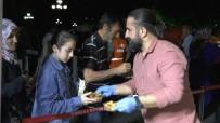 HACI BAYRAM-I VELİ - Büyükşehir'den Kadir Gecesi'nde Lokma İkramı