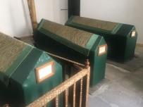 DOLMABAHÇE SARAYı - Dolmabahçe Sarayı'ndaki Türbe Basın Mensuplarınca İlk Kez Görüntülendi