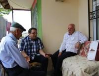 AİLE SOSYAL DESTEK PROGRAMI - Elazığ'da Şehit Ailelerine Ziyaret