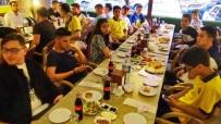 GENÇ FENERBAHÇELİLER - Genç Fenerbahçeliler İftarda Buluştu