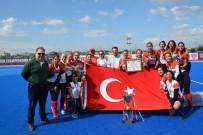 AVRUPA ŞAMPİYONU - Hokey Avrupa Şampiyonasında Türkiye Rüzgarı Esecek