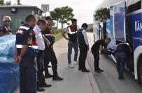 Jandarma, 'Kıyı' İle Arama Yaptı