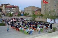 SELAHADDIN EYYUBI - Kızılay Yüksekova Şubesi Günlük 500 Kişiye İftar Yemeği Verdi