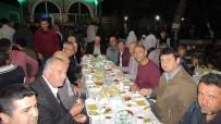 SAHUR YEMEĞİ - Köy Gençleri Köylüye Sahur Yemeği Verdi