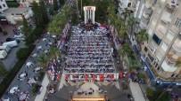 Kumluca Belediyesince Geleneksel Kadir Gecesi Yemeği Gerçekleştirildi