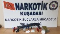 POMPALI TÜFEK - Kuşadası'nda Bayram Öncesi Uyuşturucu Tacirlerine Darbe