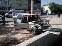 Malatya'da Kaza Açıklaması 1 Yaralı