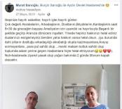 ADNAN MENDERES ÜNIVERSITESI - Nazilli Belediyesi'nin Acı Günü