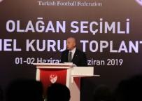 ANKARAGÜCÜ - Nihat Özdemir Açıklaması 'Spordan Keyif Ve Mutluluk Alan İnsanların Sayısını Arttırmak Temel Hedefim Olacaktır'