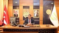 TEZAHÜR - Rektör Polat Ve Başkan Altınöz'den Bayram  Mesajı