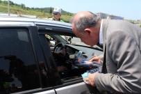 MUAMMER EROL - Sürücülere Uyarı, Çocuklara Hediye