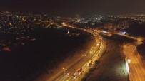 D100 KARAYOLU - TEM Otoyolunda Trafik Durma Noktasına Geldi