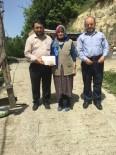 Türkeli Müftülüğünden Yangınzedelere Yardım
