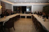 Vali Ali Hamza Pehlivan İftarda Basın Mensuplarını Ağırladı