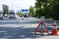 POLİS KÖPEĞİ - Van'da 'Türkiye Huzur Ve Trafik Uygulaması'