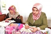SOSYAL BELEDİYECİLİK - AKMEK'in 'Narin Eller, Nadir İşler' Sergisi Açılıyor
