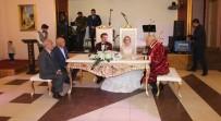 Başkan Pekmezci, Ali Ve Hanife Çiftinin Nikahını Kıydı
