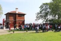 Bayram Tatilinde Yürüyen Köşk'ü 2 Bin 481 Kişi Ziyaret Etti