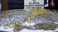 ZİYNET EŞYASI - Danimarkalı Çift Sayesinde 20 Kilo Sahte Altınla Yakalanan Şüpheli Tutuklandı