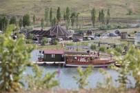 Demirözü Barajı'na Yoğun İlgi