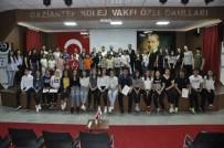 GÖRME ENGELLİLER - Dünyanın En İyi Okul Projesi Dört Yaşında