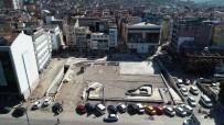 KARADENIZ SAHIL YOLU - Fatsa Meydanına Kavuşuyor
