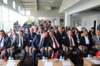 SANI KONUKOĞLU - Gazişehir Gaziantep'in Genel Kurulu Yapıldı