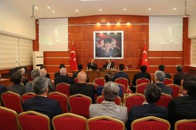Gümüşhane'de Turizm Danışma Ve Koordinasyon Toplantısı Yapıldı