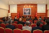 HÜSEYİN ÇELİK - Gümüşhane'de Turizm Danışma Ve Koordinasyon Toplantısı Yapıldı