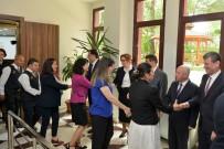 DENİZ FENERİ - Malkoç Açıklaması 'Kamu Hizmetlerinin Deniz Feneri Kurumuyuz'
