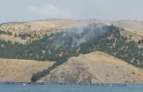 Ormanlık Alanda Yangın Çıktı, 3 Saatte Kontrol Altına Alındı