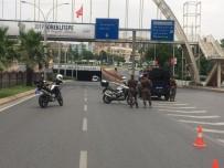 FÜNYE - Şanlıurfa'da Şüpheli Paket Alarmı