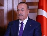 MİLLİ FUTBOL TAKIMI - Dışişleri Bakanı Çavuşoğlu: Milli takımımızın İzlanda'da maruz kaldığı muamele kabul edilemez
