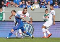 BURAK YıLMAZ - 2020 Avrupa Futbol Şampiyonası Elemeleri Açıklaması İzlanda Açıklaması 2 - Türkiye Açıklaması 1 (İlk Yarı)