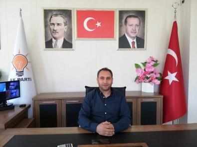 AK Parti Merkez İlçe Başkanı Olan Açıkyıldız Açıklaması ''Daha Güçlü,Daha Dinamik Bir Merkez İlçe İçin Buradayız''