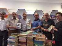 AKA-DER'den Arapgir'de Kitap Bağışı