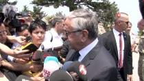 MUSTAFA AKINCI - Akıncı Açıklaması ''Gerginlik Ve Çatışma Siyaseti İstemiyoruz''